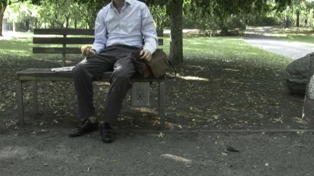 Fabian Brunsing. | Pay & Sit: The Private Bench.