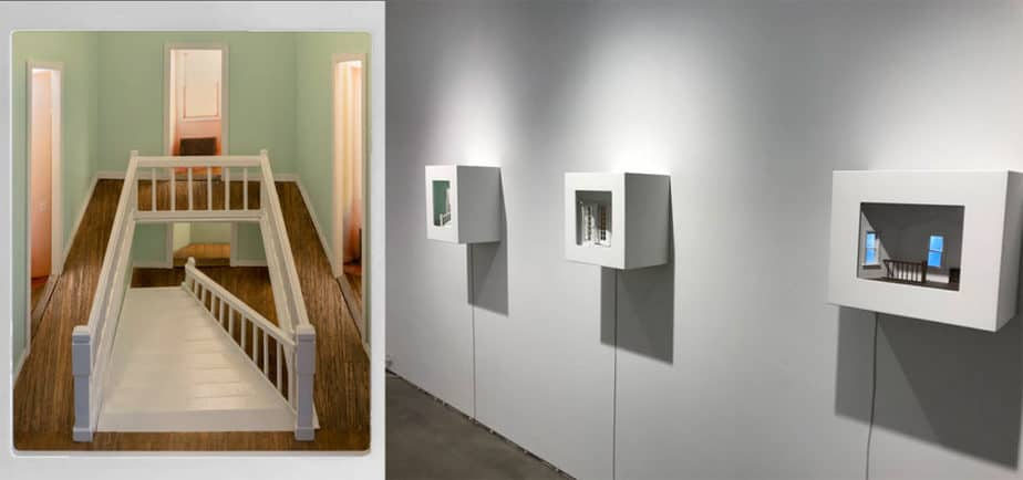 Susan Leopold, intersections, Elizabeth Harris Gallery, NY