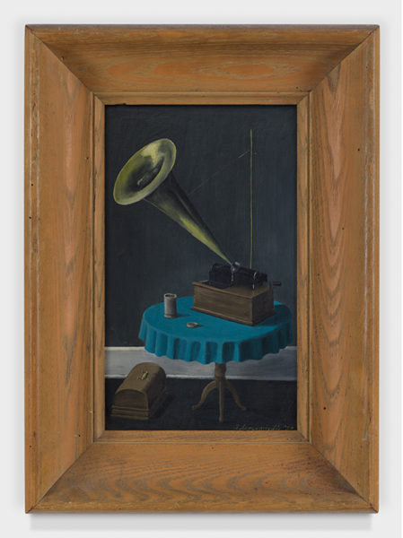 Gertrude Abercrombie, courtesy Karma Gallery
