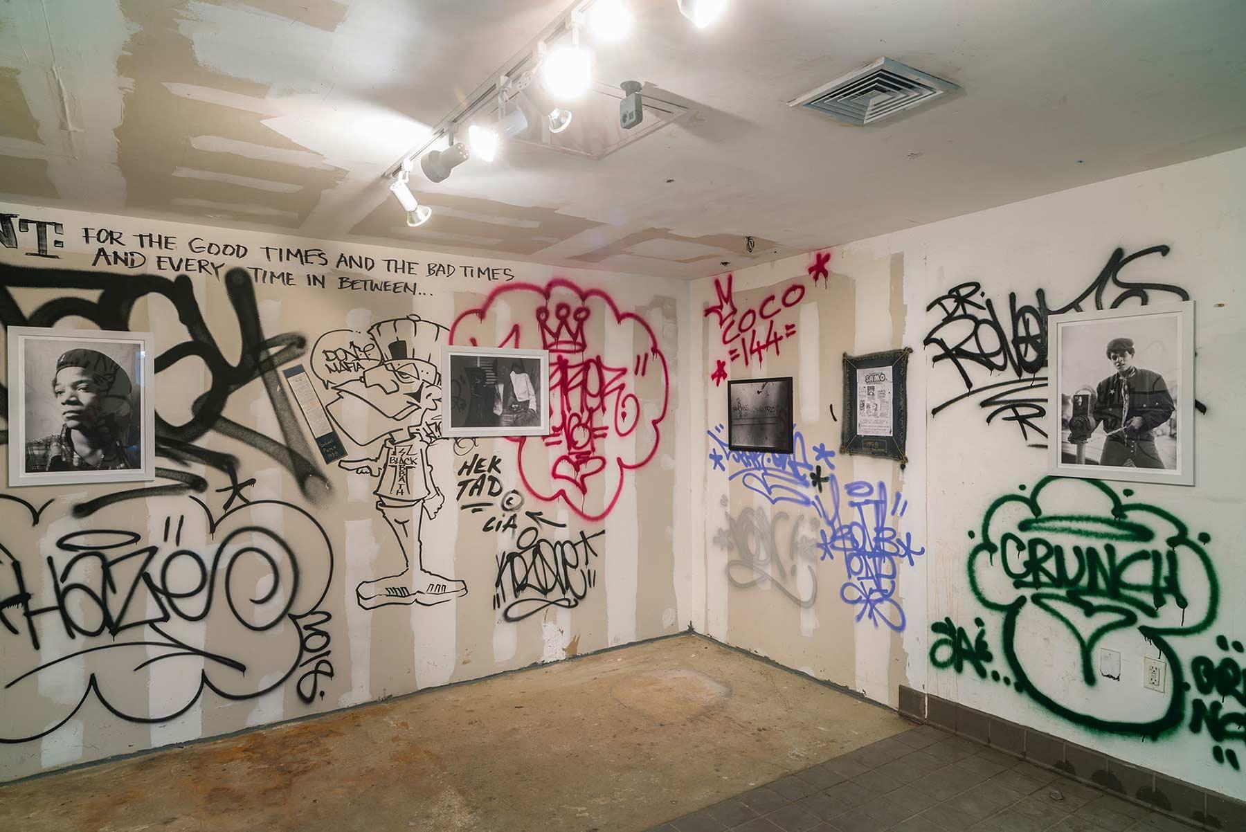 Al Diaz Samo Selected Multi Media Works At Same Old Gallery